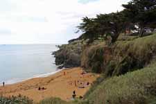 Montbeau beach