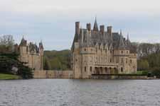 Bretesche castle