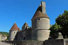Posanges castle