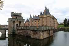La Clayette castle