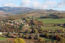 Azergues valley