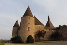Corcelles castle