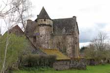 Trémolière castle