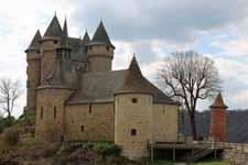 Val castle