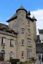 Château de Montsalvy