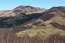 Mountains of Cantal