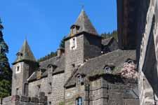 Lamargé castle
