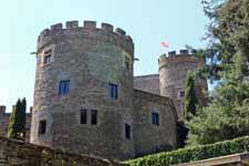 Chouvigny castle