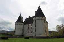 Les Bories castle