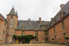 Carrouges castle