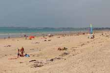 Jullouville beach