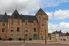 Gacé castle