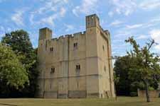 Chambois castle