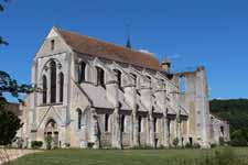 Abbaye de Breuil-Benoit