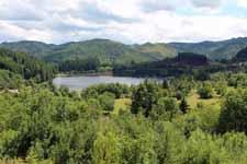 Lac de Saint-Martial