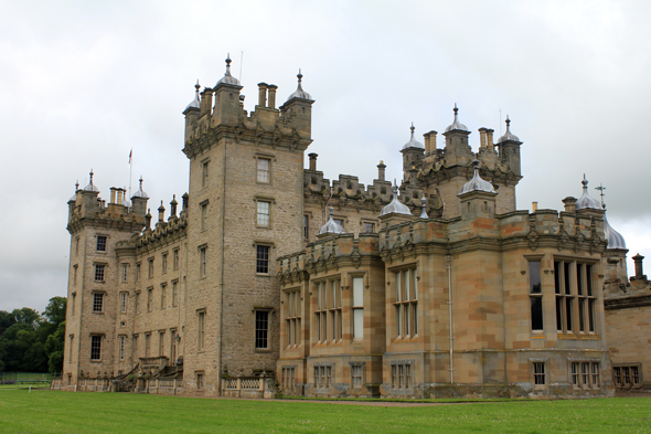 Floors Castle, Escocia