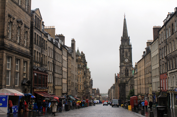 High Street, Edimburgo