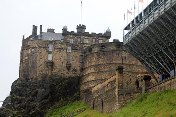 Edinburgh castle kedron