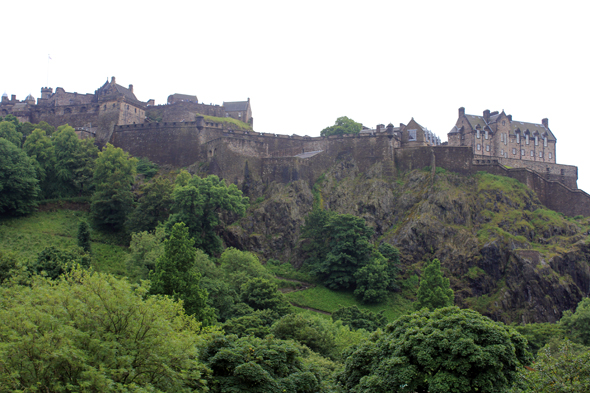 Castle, Edinburgh