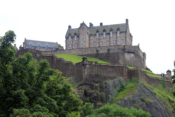 Castle, Edinburgh, Scotland