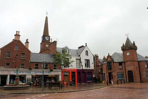 Kirriemuir, Écosse