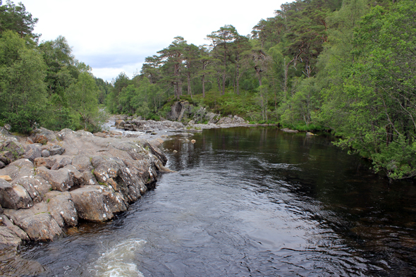 Glen Affric, river