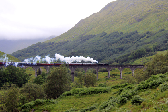 Glenfinnan, viaduct