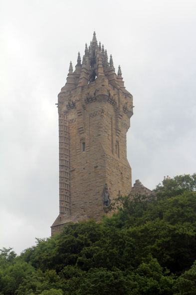 Stirling, Wallace Monument, Escocia