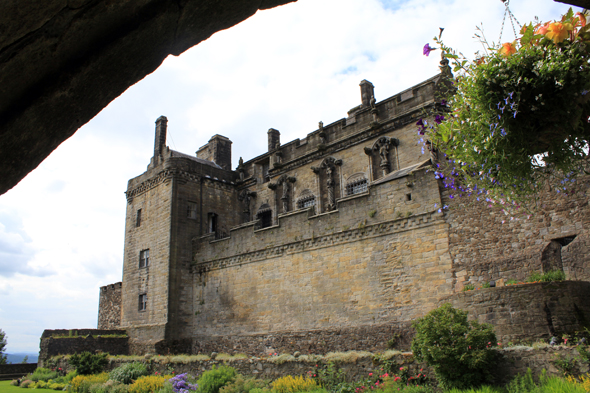 Stirling, castle, Escocia
