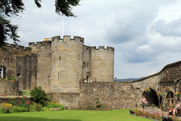 Castle, Stirling