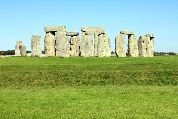 The enigmatic Stonehenge