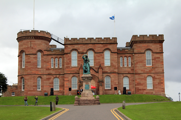 Inverness, castle