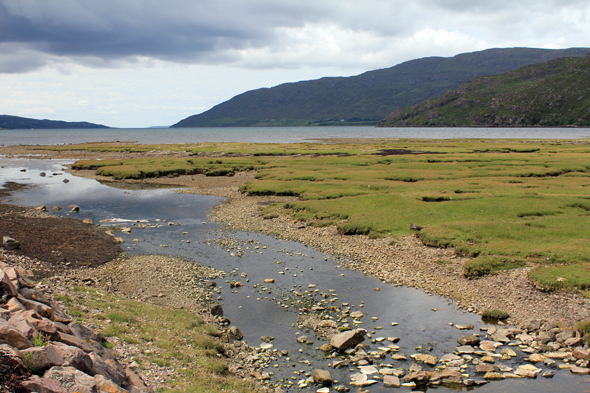 Dundonnell, Little Loch Broom, écosse
