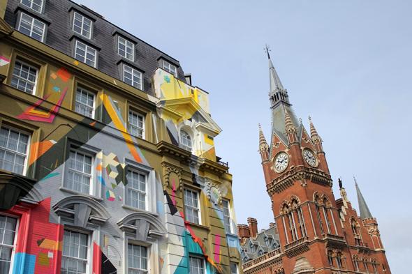 Londres saint pancras - Consigne saint pancras londres ...
