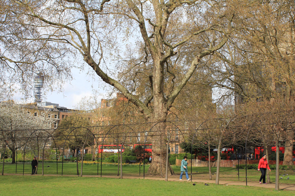 Londres, Russell square