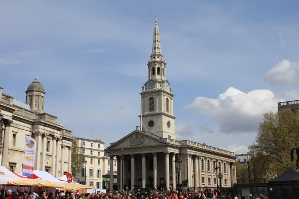 London, St Martin-in-the-Fields Church