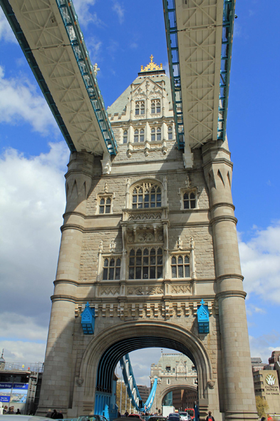 Londres, Tower Bridge, Reino Unido