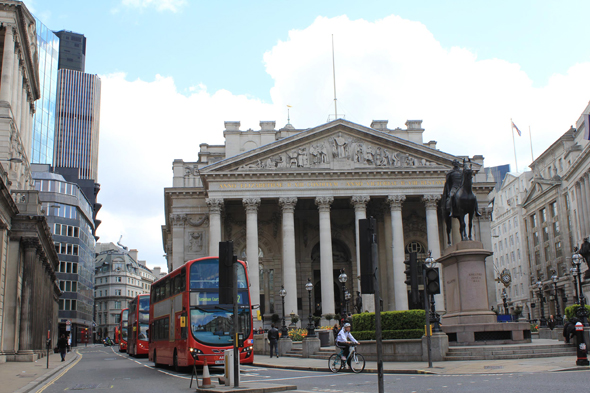 London, Royal Exchange