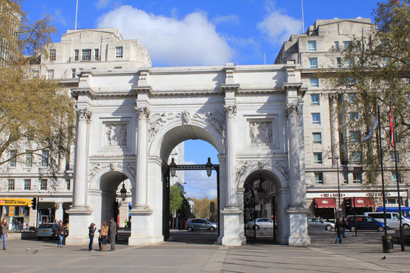 Londres, Marble Arch