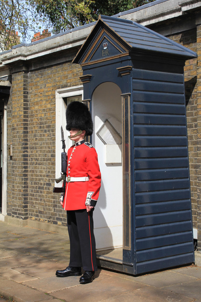 London, Royal Guard