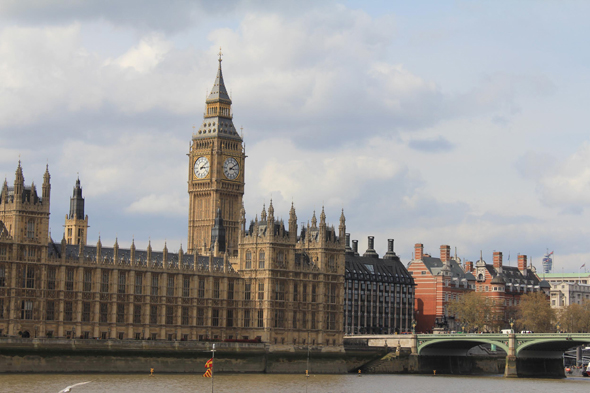 Londres, Westminster Palace