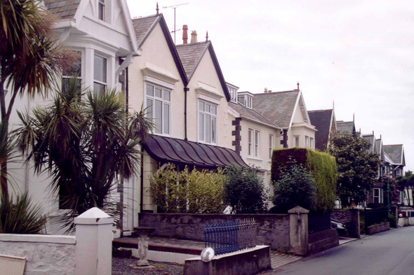 Guernsey, Saint Peter Port, house
