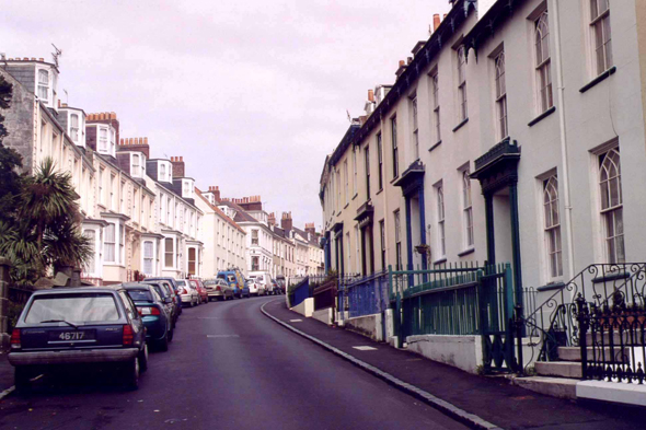 Guernsey, Saint Peter Port, Victoria road