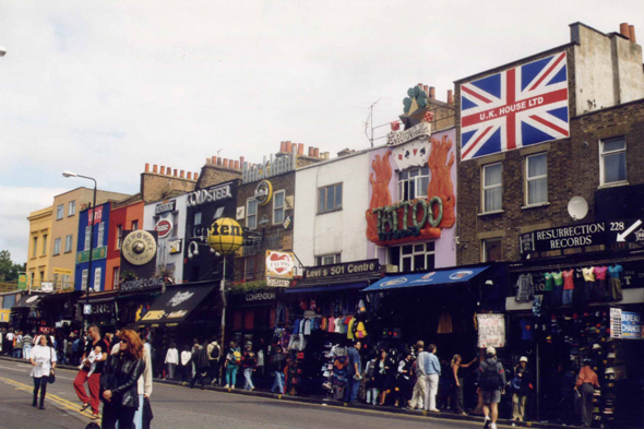 Camden United Kingdom  City pictures : London, United Kingdom, Camden market