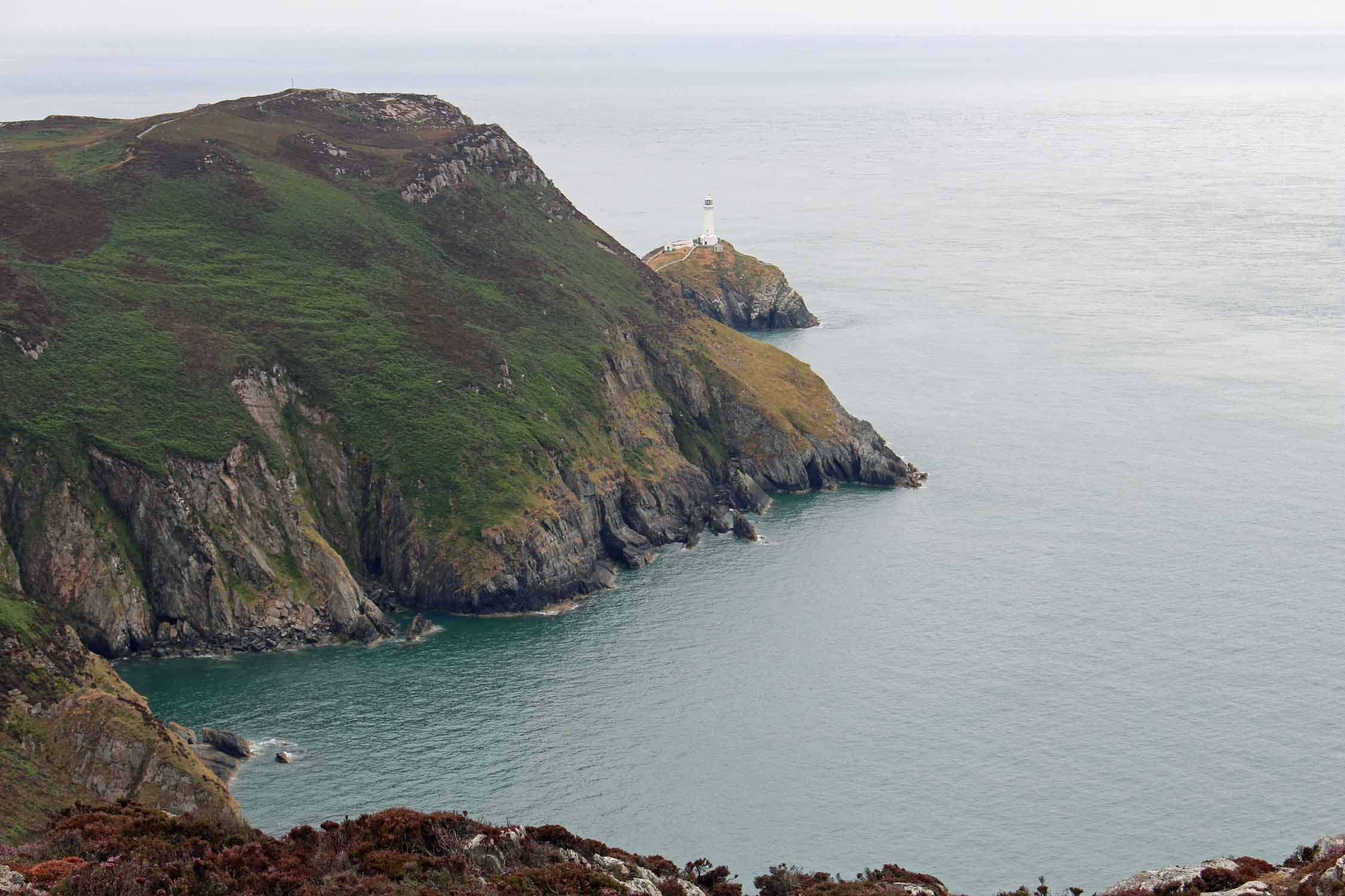 Gales, South Stack, faro
