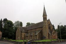Eglise de Jedburgh