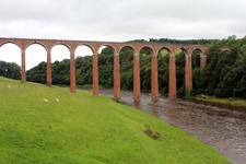 Leaderfoot bridge