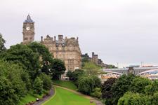 Edinburgh Hotel Balmoral
