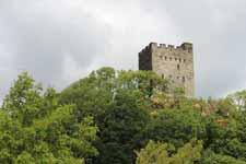 Castillo de Dolwyddelan
