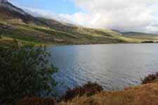 Lago de Ogwen